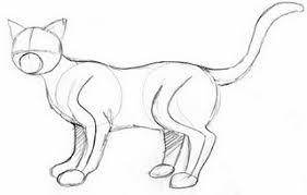 warriors thunderclan how to draw warrior cats
