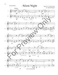 12 duets clarinet duet arr j w pepper sheet