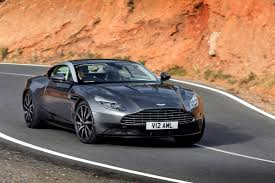 aston martin front the aston martin db9 is gone and the db11 has big shoes to fill