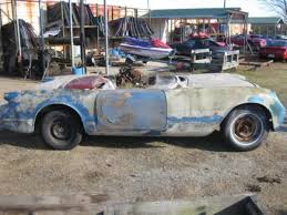 what is the year of the corvette year 1953 corvette project