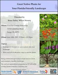 florida native plants list great native plants for your florida friendly landscape tickets