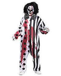 scary clown costumes clown costumes for adults spirithalloween