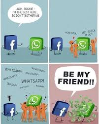 Meme Comics Facebook - the real reason facebook bought whatsapp weknowmemes