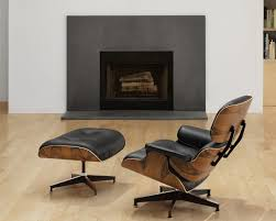 chair with built in ottoman hermanmiller eames lounge chair ottoman the century house