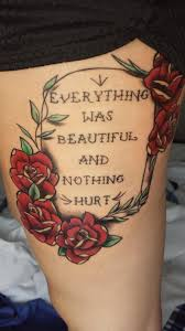 50 awesome thigh tattoos