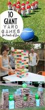 Easy Backyard Games Best 25 Outdoor Birthday Games Ideas On Pinterest Diy Outdoor