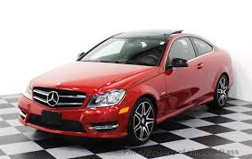 2014 mercedes c250 coupe 2014 used mercedes c class certified c250 sport package plus