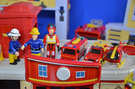 fireman sam fire station cash jupiter venus officer steel elivs