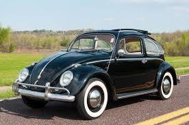 volkswagen beetle 1958 volkswagen beetle for sale 1923604 hemmings motor news