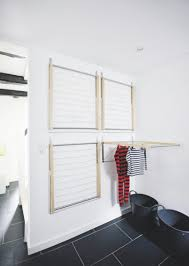 articles with pull out laundry room racks tag pull out laundry