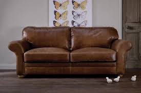 Curved Sofa Leather by The Curved Arm Leather Sofa By Indigo Furniture Leather Curved