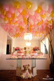Balloon Decoration Ideas For Birthday Party At Home 25 Best Balloon Ceiling Ideas On Pinterest Balloon Ceiling