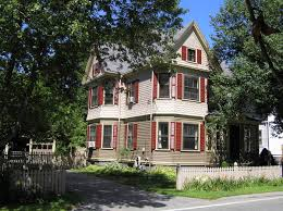 20th century houses and buildings in ipswich massachusetts