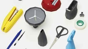accesoires de bureau un bureau déco meubles idées astuces conseils côté maison