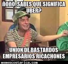Meme Uber - definici祿n de uber memes costa rica
