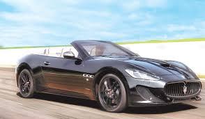 maserati driveway luxury cars to take you around the hamptons this season