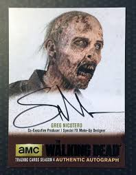 Trading Card Designer The Walking Dead Trading Cards From Cryptozoic Unbox Reveal