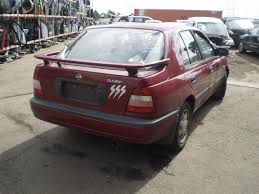 nissan pulsar 1992 nissan pulsar right rear strut suspension n14 2 0 sss 91 95 auto