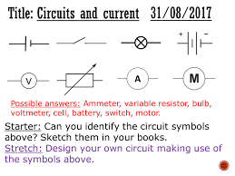 circuits and current complete lesson ks3 by matt nick1in