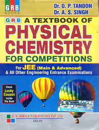 a textbook of physical chemistry for competitions for jee u0026 all