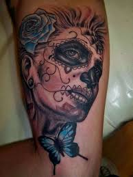 51 sugar skull tattoos amazing ideas