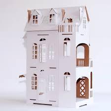 barbie dollhouse plans free
