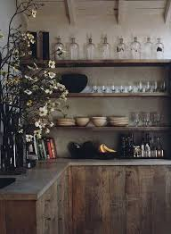 Kitchen Cabinets Open Shelving Best 20 Country Kitchen Shelves Ideas On Pinterest Country