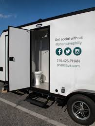 tailgate bathroom phan cave corporate events made easy