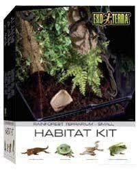exo terra rainforest habitat kit reptile pet supermarket