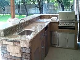sinks outside kitchen sink ideas outdoor living design outdoor