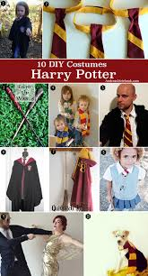 Halloween Costume Patterns Free 10 Diy Harry Potter Costume Tutorials Free Patterns