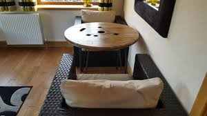 cable reel tables