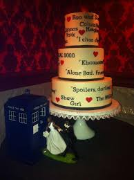 dr who wedding cake topper pictures of our wedding cake from nine cakes and our doctor who