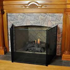 Fireplace Opening Covers by How To Choose A Fireplace Screen Northline Express