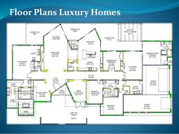 luxury home floor plans with photos floor plans luxury homes