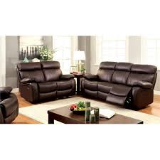 Leather Reclining Sofa Set Living Room Chairs Recliners Kmart