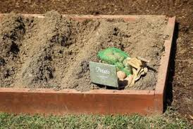 optimal soil to compost ratio for raised beds home guides sf gate