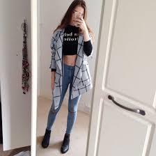pattern jeans tumblr image 2931382 by rayman on favim com
