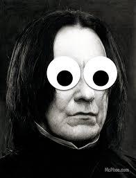 Googly Eyes Meme - googly eyes snape