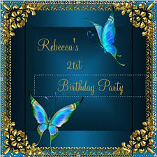 11 unique and cheap birthday invitation that you can try to use
