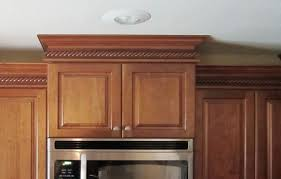 kitchen crown molding ideas adding crown molding to kitchen cabinets mada privat