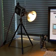 table lamp desk light u0027kodak turret u0027 funky unusual lighting