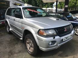 used mitsubishi shogun sport manual for sale motors co uk