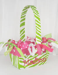 custom easter baskets personalized easter basket personalized boys easter basket