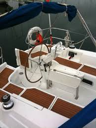 used sailboat beneteau 393 oceanis 2005 for sale toronto ontario