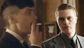 peaky blinders haircut peaky blinders netflix pinterest peaky blinders haircuts