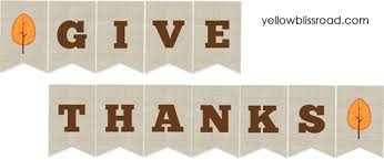 37 printable happy thanksgiving banner template
