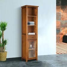 tall white linen cabinet tall wooden bathroom cabinet inch linen tower tall bathroom