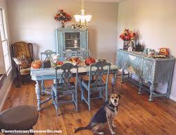 antique dining room with dog u2013 uncustomary housewife