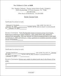 doctor note template free sle doctor note 30 free documents in pdf word